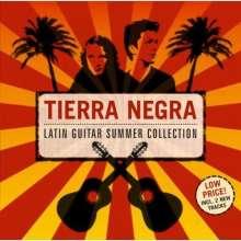 Tierra Negra: Latin Guitar Summer Collection Vol.1, CD