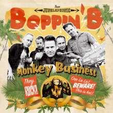 Boppin' B: Monkey Business, CD