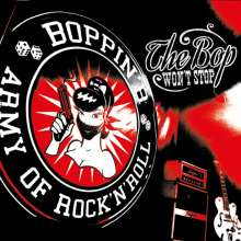 Boppin' B: The Bop Won't Stop, CD