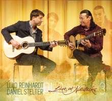 Lulo Reinhardt & Daniel Stelter: Live @ Neidecks 3, CD