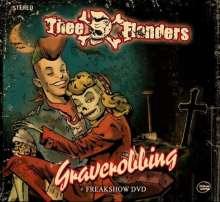 Thee Flanders: Graverobbing (CD + DVD), CD
