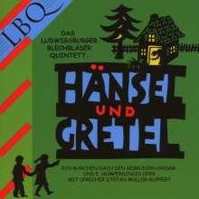Engelbert Humperdinck (1854-1921): Hänsel & Gretel für Blechbläserquintett, CD