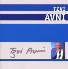 Tzvi Avni (geb. 1927): The Ship of Hours (4 Orchesterskizzen), CD