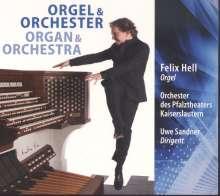 Felix Alexandre Guilmant (1837-1911): Symphonie für Orgel & Orchester Nr.1, CD