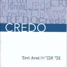 Tzvi Avni (geb. 1927): Klarinettenquintett, CD