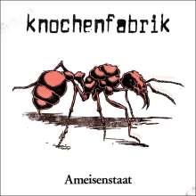 Knochenfabrik: Ameisenstaat (Reissue), LP