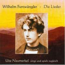 Wilhelm Furtwängler (1886-1954): Wilhelm Furtwängler-Die, CD