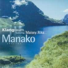 Maxi-CD: Manako, Maxi-CD