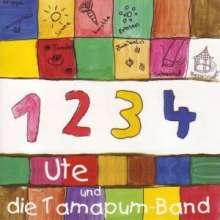 Ute & Die Tamapum Band: 1-2-3-4, CD