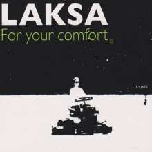 Laksa: For Your Comfort, CD
