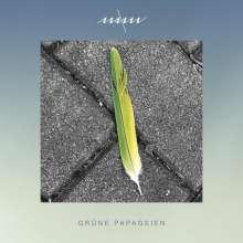 Maxim: Grüne Papageien, CD
