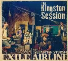 Sebastian Sturm: The Kingston Session, CD