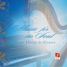Santec Music Orchestra: Music For The Soul With Harp & Piano, CD