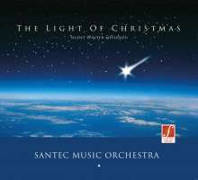 Santec Music Orchestra: The Light Of Christmas - Silent Winter Melodies, CD