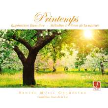 Santec Music Orchestra: Printemps, CD
