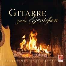 Santec Music Orchestra: Gitarre zum Genießen, CD