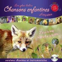 Santec Music Orchestra: Die schönsten französischen Kinderlieder, CD