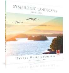 Santec Music Orchestra: Symphonic Landscapes, CD