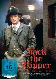 Jack the Ripper - Das Ungeheuer von London, DVD