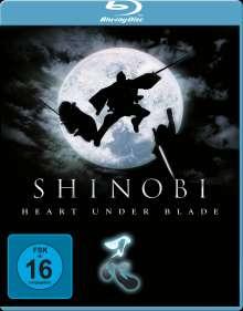 Shinobi (Blu-ray), Blu-ray Disc
