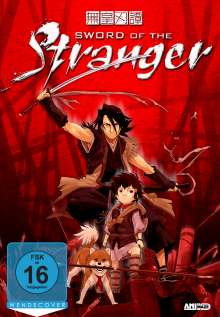 Sword of the Stranger (Blu-ray & DVD im Mediabook)