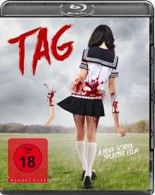 TAG - A High School Splatter Film (Blu-ray), Blu-ray Disc