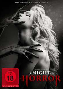A Night of Horror, DVD
