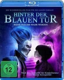 Hinter der blauen Tür (Blu-ray), Blu-ray Disc