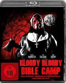 Bloody Bloody Bible Camp (Blu-ray), Blu-ray Disc