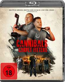 Cannibals and Carpet Fitters (Blu-ray), Blu-ray Disc
