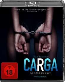 Carga (Blu-ray), Blu-ray Disc