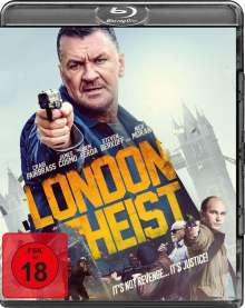 London Heist (Blu-ray), Blu-ray Disc