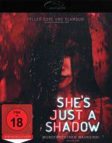 She's Just A Shadow (Blu-ray), Blu-ray Disc