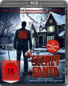 Secret Santa (Blu-ray), Blu-ray Disc