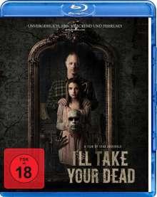 I'll Take Your Dead (Blu-ray), Blu-ray Disc