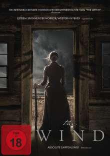 The Wind, DVD