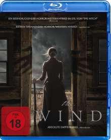 The Wind (Blu-ray), Blu-ray Disc
