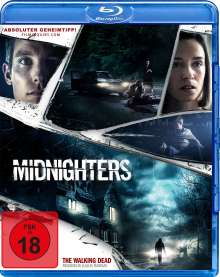 Midnighters (Blu-ray), Blu-ray Disc