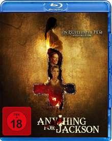 Anything for Jackson (Blu-ray), Blu-ray Disc
