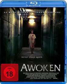 Awoken (Blu-ray), Blu-ray Disc