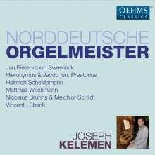Norddeutsche Orgelmeister, 6 CDs