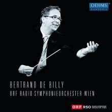 Bertrand de Billy dirigiert das ORF Radio-Symphonieorchester Wien, 9 CDs