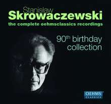Stanislaw Skrowaczewski - The Complete OehmsClassics Recordings, 28 CDs