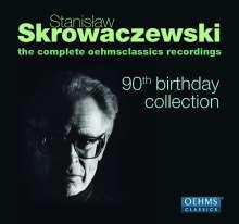 Stanislaw Skrowaczewski - The Complete OehmsClassics Recordings, 28 CDs
