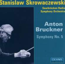 Anton Bruckner (1824-1896): Symphonie Nr.5, CD