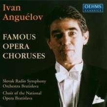Berühmte Opernchöre, CD