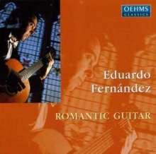 Eduardo Fernandez - Romantic Guitar, CD