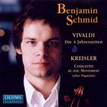 Fritz Kreisler (1875-1962): Konzert in einem Satz für Violine & Orchester, CD