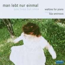 Lisa Smirnova - Man lebt nur einmal, CD