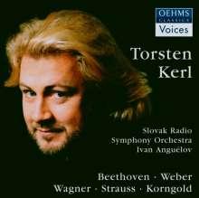 Torsten Kerl singt Arien, CD